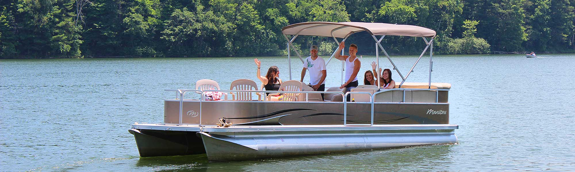 New 2018 Pontoon Rental Fleet!